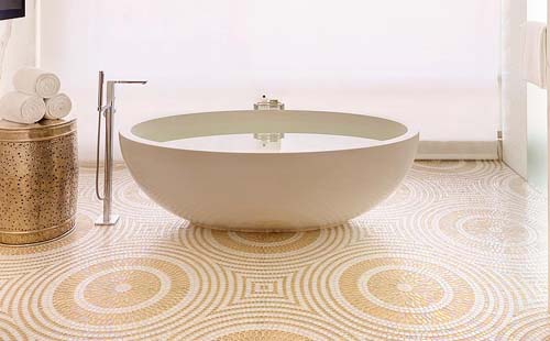 Floortique Stone Bath