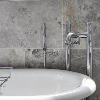 Astra Grey Marble Honed