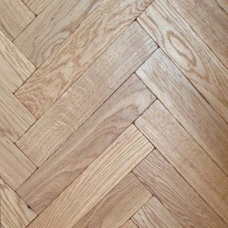 10mm Oak Aged Parquet Blocks