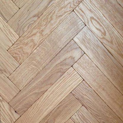 10mm Oak Aged Parquet Blocks