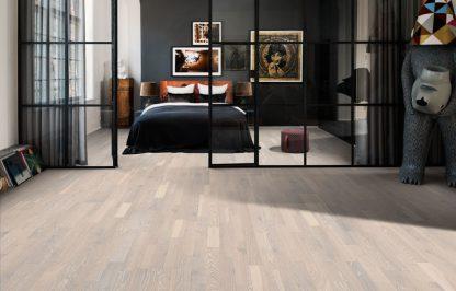 Oak Limestone Kahrs Harmony Collection