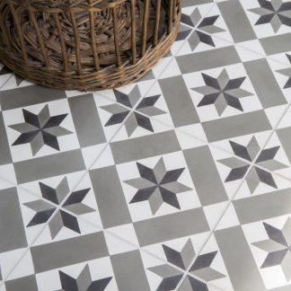 Chelsea Encaustic Tile