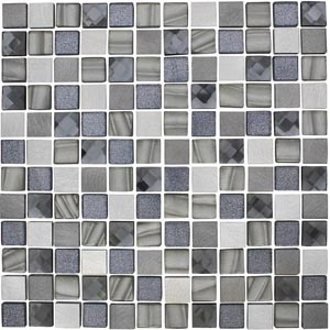 Glass and Metal Mosaics