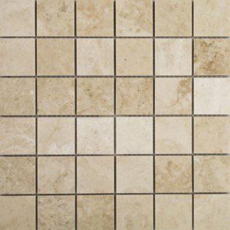 Macchiato Marble Polished Mosaic Tiles