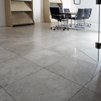 Torino Grey Limestone Honed