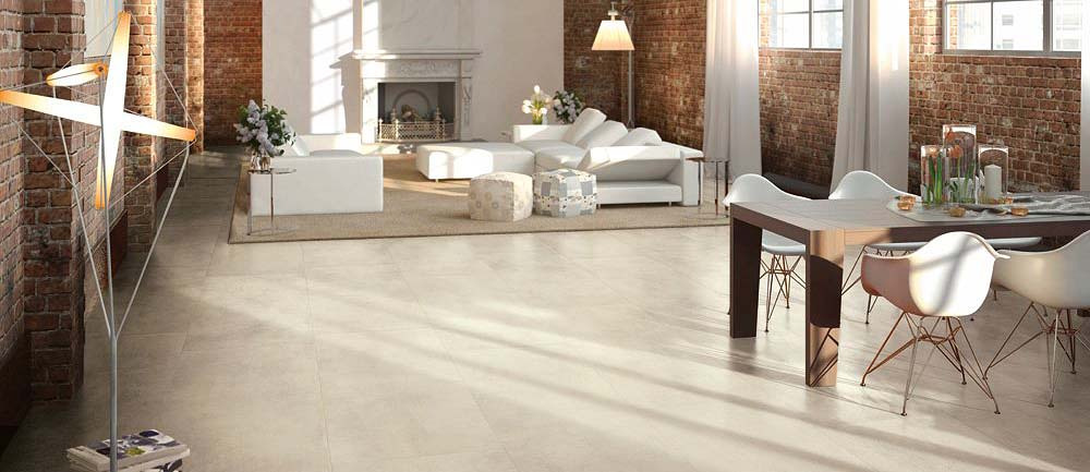 Select concrete effect tiles
