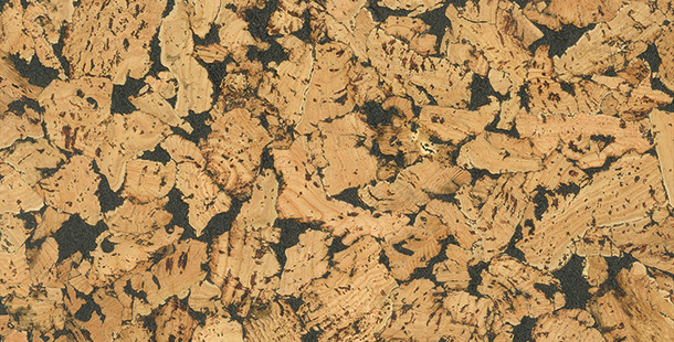 Country Black Decodalle Cork Wall Tile
