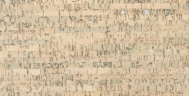 Parallel Cream Decodalle Cork Wall Tile
