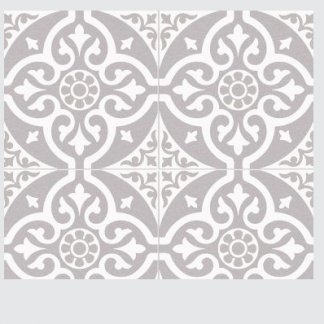 Chantilly Grey V&A Tile Floortique