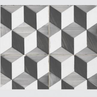 Cubic V&A Tile Floortique