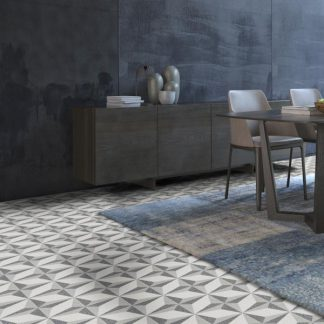 Porta Romana Terrazzo Tile Floortique London