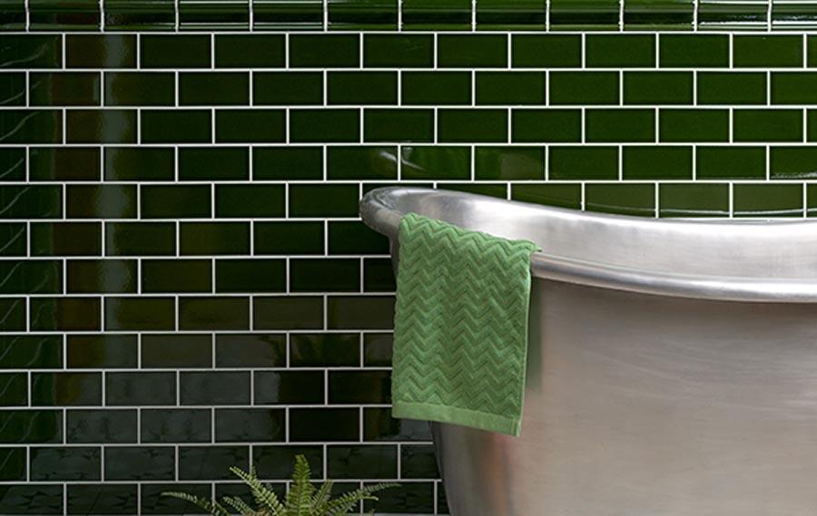 Lyme Ceramic bathroom Tiles